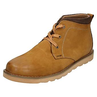 Herre Thomas stump Casual ankel støvler A3056