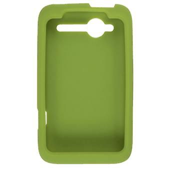 OEM HTC Wildfire ADR6225 CDMA Silicone Case - Green