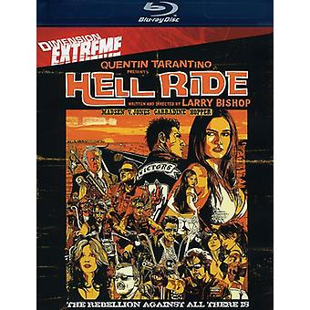 Hell Ride [BLU-RAY] USA import