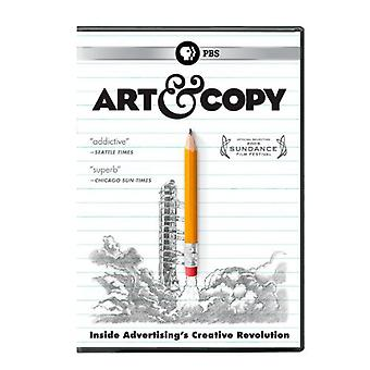 Art & Copy [DVD] USA import
