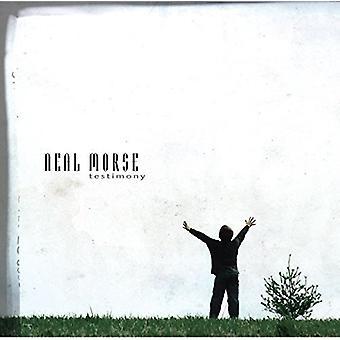 Neal Morse - vidneudsagn [Vinyl] USA import