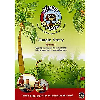 Jungle historie [DVD] USA import