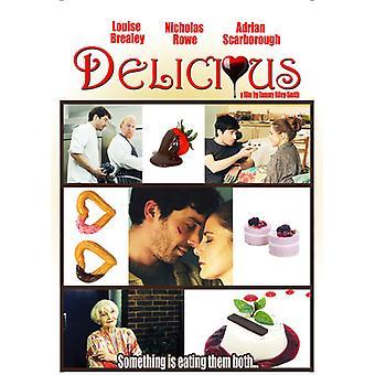 Lækker [DVD] USA importerer