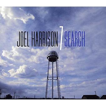 Joel 7 Harrison - Søg [CD] USA importerer