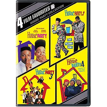 House Party collectie [DVD] USA import