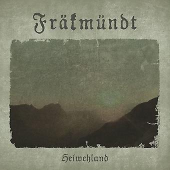 Frakmundt - Heiwehland [CD] USA import