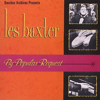 Les Baxter - By Popular Request [CD] USA import