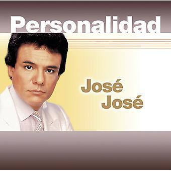 Jose Jose - importación de los E.e.u.u. Personalidad [CD]