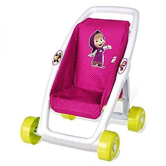 Smoby Primera Sillita Masha (Toys , Dolls And Accesories , Baby Dolls , Strollers)
