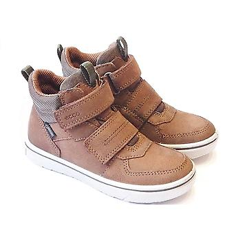 Ecco Ecco Glyder Boys Brown Goretex Ankle Boots