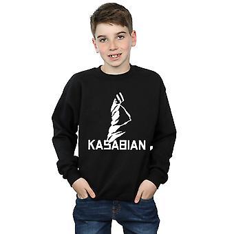 Kasabian drenge Ultraface Logo Sweatshirt
