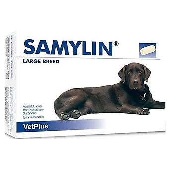 VetPlus Samylin Large Breed 30 Tablets (Dogs , Supplements)