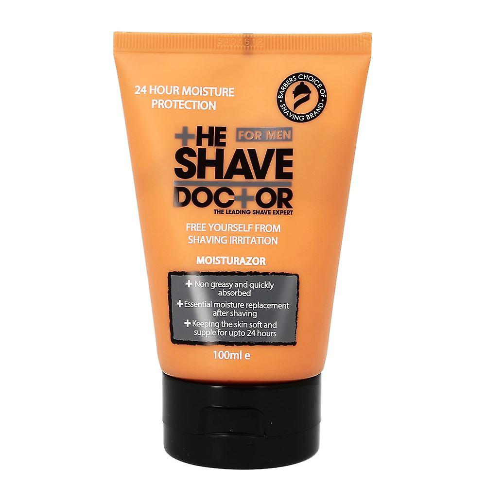 The Shave Doctor Moisturazor Moisturising Creme 100ml