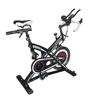 V�lo de cyclo indoor Volant d'inertie 22kg. Transmission par cha�ne. SB 2.8 H9176