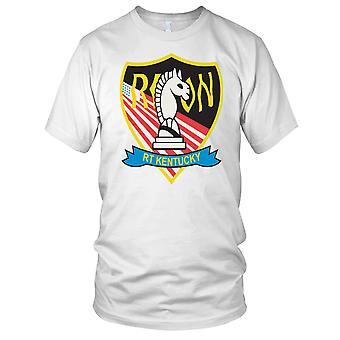 MACV-SOG Recon Team Kentucky - guerra del Vietnam effetto pulito Ladies T Shirt