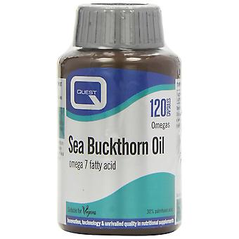 Quest Sea Buckthorn (Omega 7) 120 Capsules