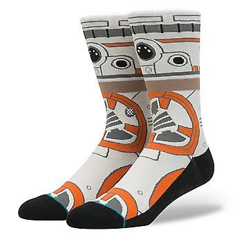 Holdning Star Wars BB8 sokker - Tan