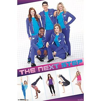 The Next Step - Group Poster Print