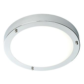 Portico Bathroom Flush Ceiling Light - Endon 59850