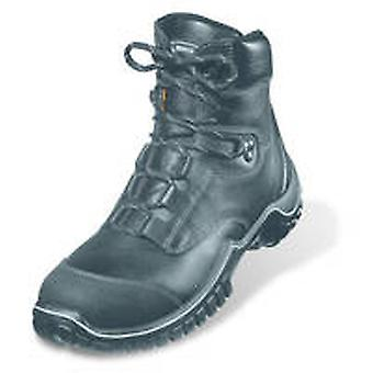 Uvex 6986/2 Size 9 Motion Light Lace Up Safety Boots With Midsole S3 Black EU 43