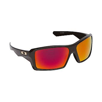 Eyepatch 1 Replacement Lenses Black & Ruby Red by SEEK fits OAKLEY Sunglasses