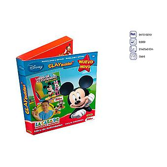 MICKEY MOUSE | Modeling Clay Set | Starter Pack | CLAY BUDDIES