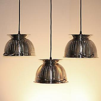 Colander Pendant Light - Small