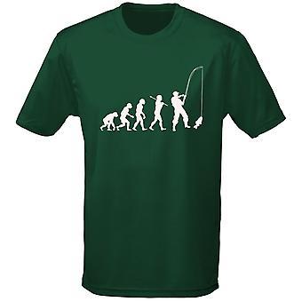 Fishing Evolution Carping Angling Mens T-Shirt 10 Colours (S-3XL) by swagwear