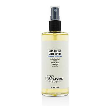 Baxter Of California Clay Effect Style Spray (strong Hold / Textured Finish) - 120ml/4oz
