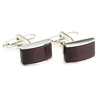 Mens Ladies Gemstone style Cufflink Wedding Formal Business