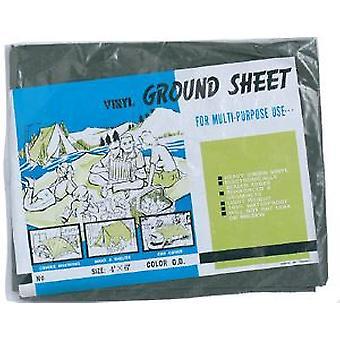 Multifunctionele Vinyl dekzeil waterdichte Cover grond blad lichtgewicht Tarp
