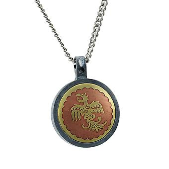 Feng Huang Magical Talisman Necklace (Peace/Enlightenment)
