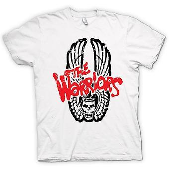 Mens T-shirt - The Warriors - Logo - Cult Movie