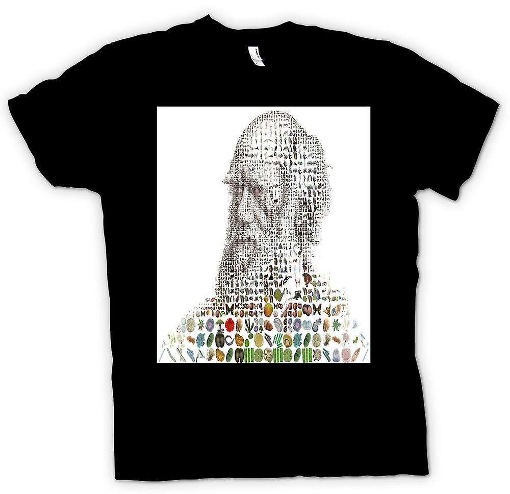 Womens T-shirt - Darwin evolutie - Cool Design