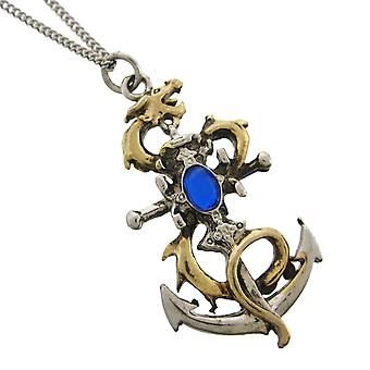 DRAKE`S LEVIATHAN Pendant / Necklace Good Luck Talisman