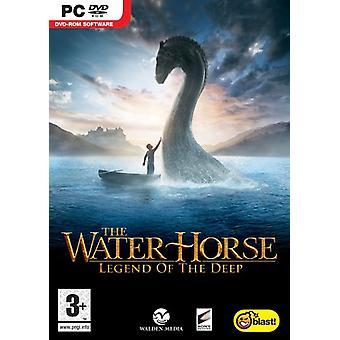 The Waterhorse Legend of the Deep (PC DVD)