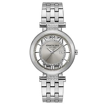 Kenneth Cole New York women's wrist watch analog quartz stainless steel KC15005010