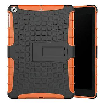 Hybrid outdoor protective cover case Orange for NEW Apple iPad 9.7 2017 bag