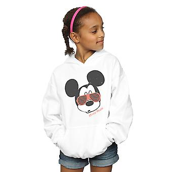 Disney Girls Mickey Mouse Sunglasses Hoodie