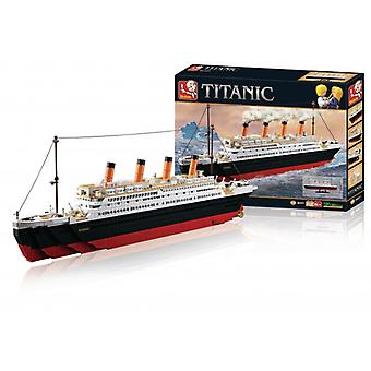 Sluban Building Blocks Titanic Titanic Big