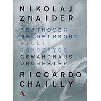 Violin Concertos [DVD] USA import