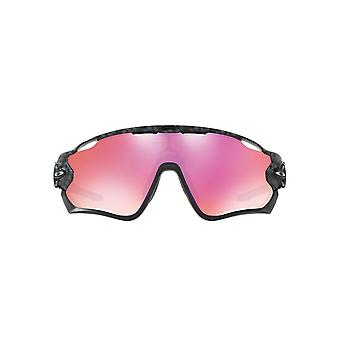 Oakley Jawbreaker Sunglasses In Carbon Fibre Prizm Trail