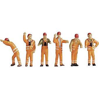 NOCH 15275 NOCH 15275 H0 Figures - Railway Staff