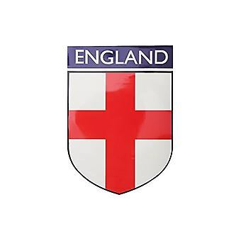 Union Jack Wear Magnetic England Car FLag - Shield