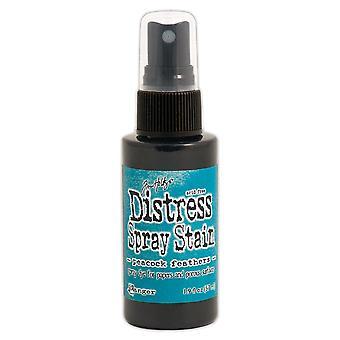 Nöd Spray fläcken 1,9 oz-påfågel fjädrar