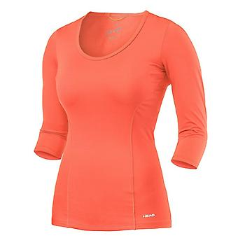 Head vision long sleeve ladies coral 814477
