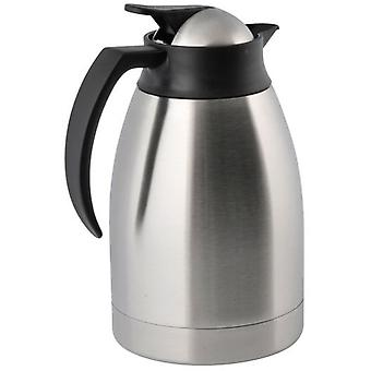 Schou Thermos jug 1.5 L Steel 752495 (Kitchen , Jugs and Bottles , Jugs)