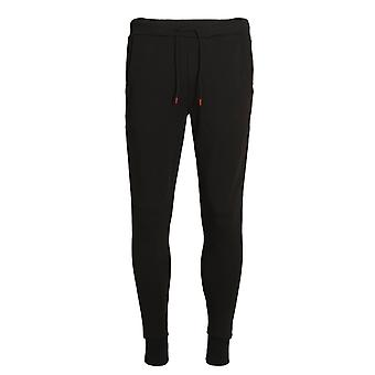 883 POLICE Hart Tapered Track Pants | Black