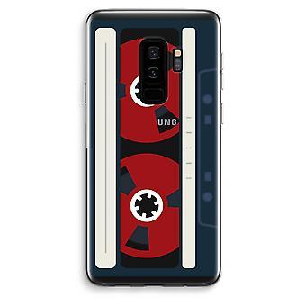 Samsung Galaxy S9 Plus caso transparente (Soft) - aqui está sua fita
