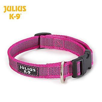 Julius-K9 roze Dog Collar - 20mm